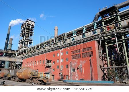old power plant