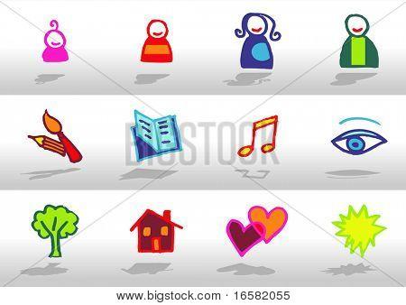 Symbols Icons 2 -