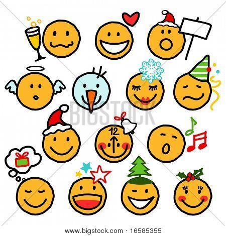 December Smileys