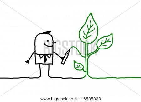 man and ecology