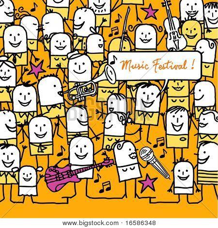 music festival !