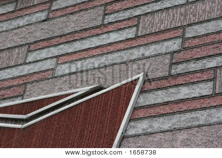 Stone Work Wall
