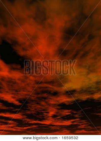 Background Clouds 4