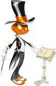 Vector illustration - Halloween Character -