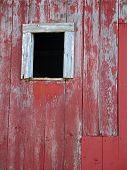 Weathered Barn Wall poster