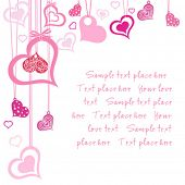 foto of valentines day card  - Valentin - JPG