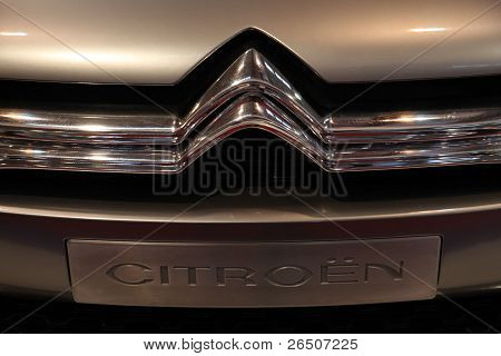 New Front Of The Future Citroen Cars