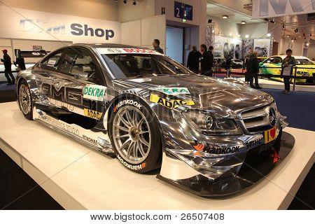 Mercedes-benz Amg Dtm Racing Car
