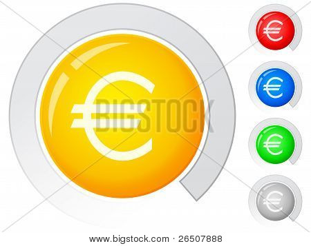 Buttons Euro