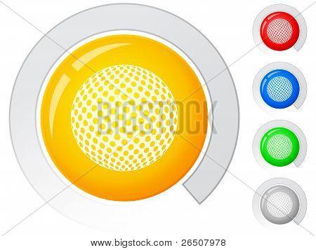 Buttons Golf
