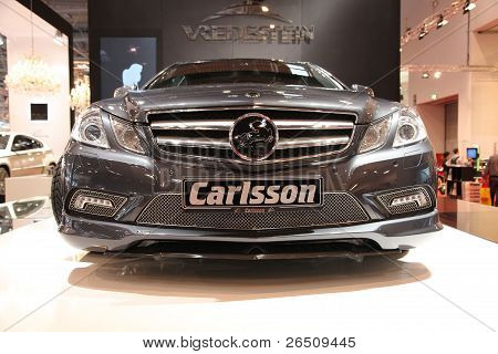 Carlsson Mercedes Custom Car