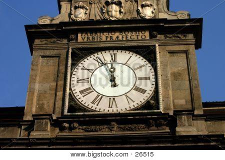Milan Clock