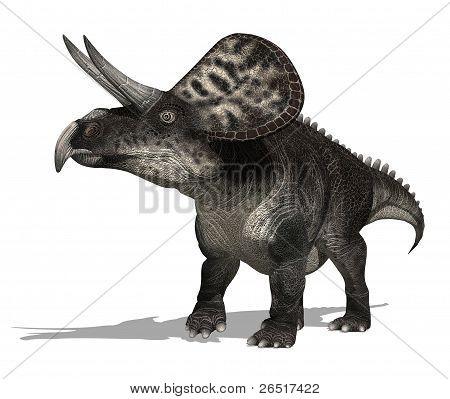 Zuniceratops Dinosaur