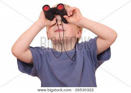 Searching Boy