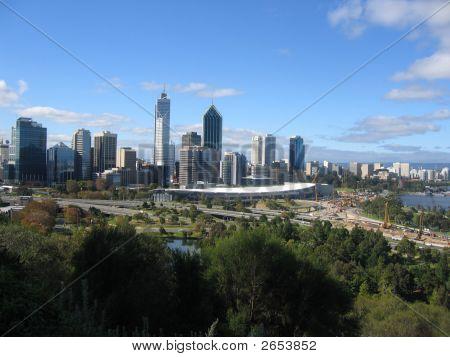 Perth City Centre, Western Australia