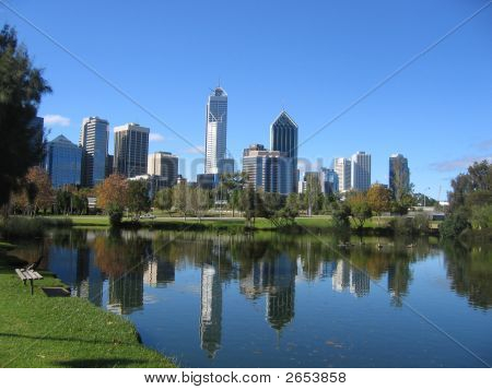 Perth City Centre, Western Australia