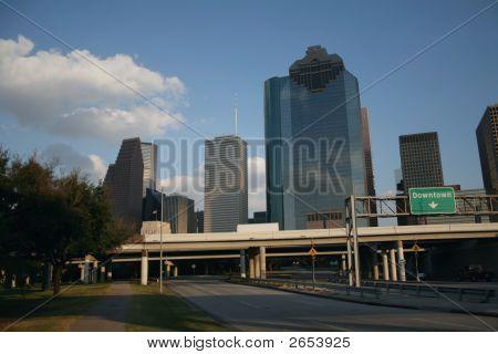 Freeway To Houston