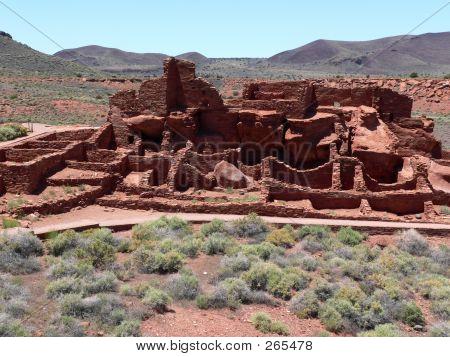 Wupatki Pueblo Ruins