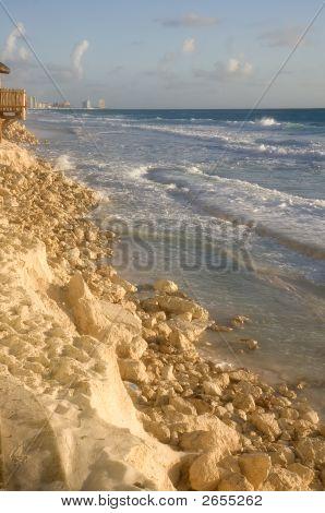 Geërodeerde Beach