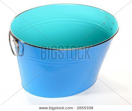 Blue Bucket