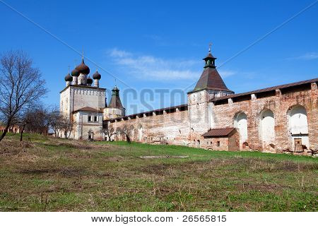 Boris And Gleb Monastery