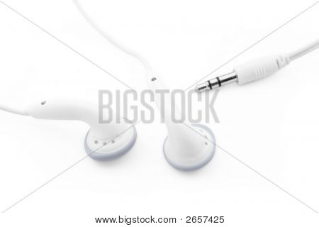 Stereo Headphones With 3.5Mm Jack (High Key)