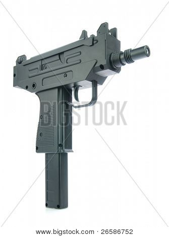 Isolated automatic weapon