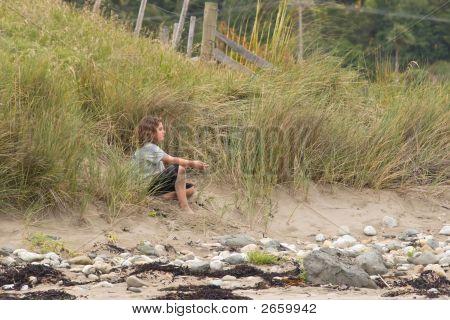 Dune Sitting