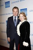 LOS ANGELES, CA - DEC 3: Stephen Collins; wife Faye Grant at the 3rd Annual 'Change Begins Within' B