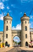 Nauener Tor, A Historical City Gate Of Potsdam - Brandenburg, Germany poster