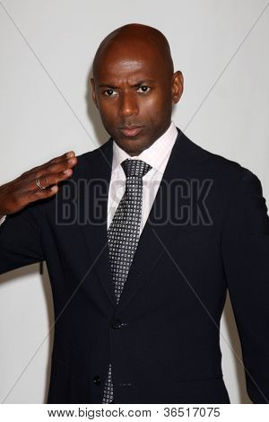 LOS ANGELES - AUGUST 1:  Romany Malco arrive(s) at the 2010 ABC Summer Press Tour Party at Beverly Hilton Hotel on August 1, 2010 in Beverly Hills, CA...