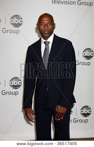 LOS ANGELES - AUGUST 1:  Romany Malco arrive(s) at the 2010 ABC Summer Press Tour Party at Beverly Hilton Hotel on August 1, 2010 in Beverly Hills, CA