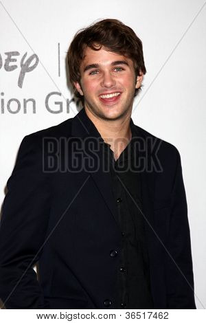 LOS ANGELES - AUGUST 1: Hutch Dano arrive(s) at the 2010 ABC Summer Press Tour Party at Beverly Hilton Hotel on August 1, 2010 in Beverly Hills, CA