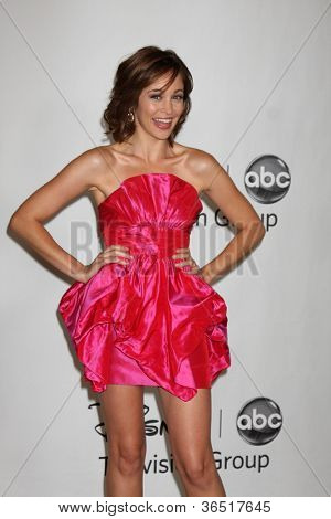 LOS ANGELES - AUGUST 1:  Autumn Reeser arrive(s) at the 2010 ABC Summer Press Tour Party at Beverly Hilton Hotel on August 1, 2010 in Beverly Hills, CA