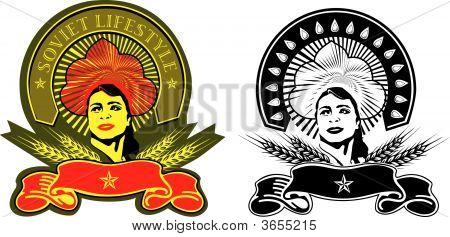Soviet Woman.Eps