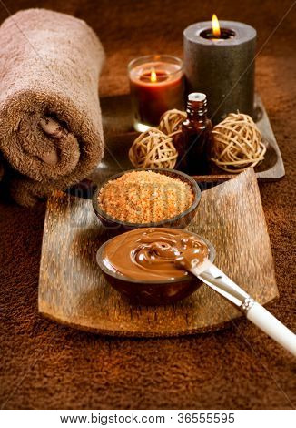 Chocolate Spa Mask
