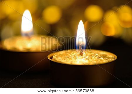 Candles Holiday