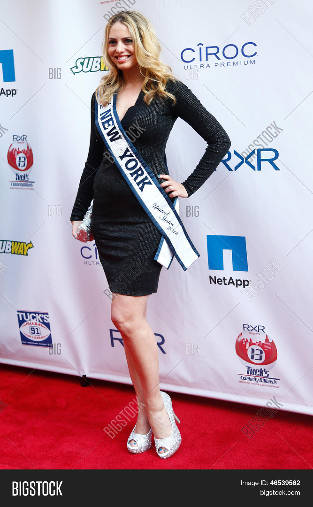New York May  Ms New York Stephanie Chernick Attends