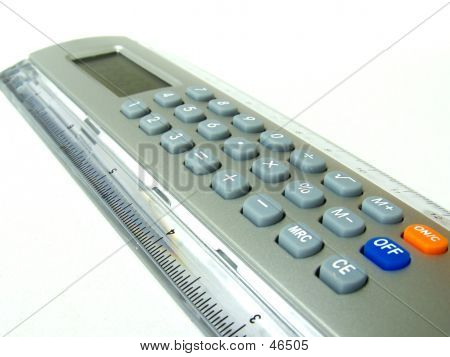 Regla/calculadora