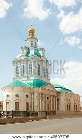 Church Of Saints Florus And Laurus, Tula, Russia