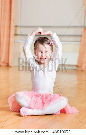 Little Ballerina Dance
