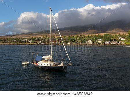 Maui Sailboat