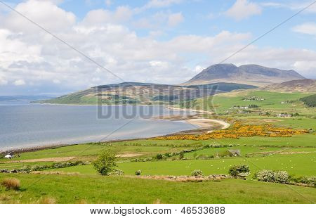 Isle of Arran Coast