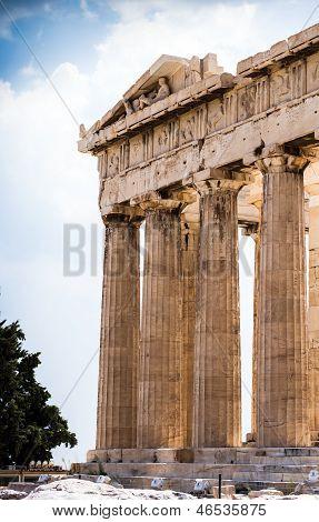 Acropolis, Parthenon - Athens,  Greece