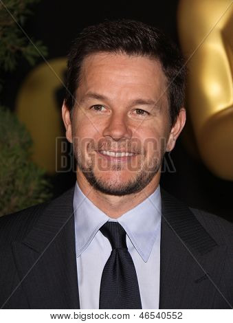 LOS ANGELES - FEB 7:  MARK WAHLBERG arrives to the 83rd Academy Awards Nominees Luncheon  on Feb 7, 2011 in Beverly Hills, CA