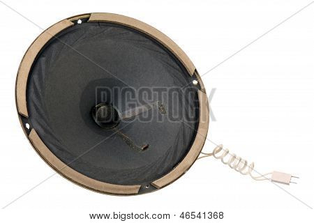 Old Loud Speaker