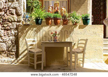 Tavernas in Rethymno