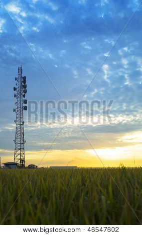 Radio Station Antenna