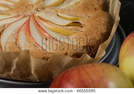 Homemade Vegan Apple Pie