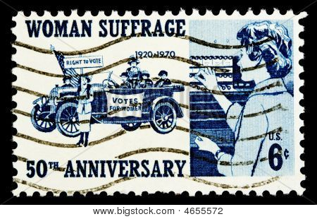 Women's Suffrage 1970